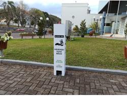 A ideia � instalar mais unidades nas ruas do munic�pio
