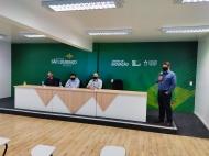Espa�o abrigar� at� seis empresas, conforme prev� edital